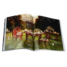 China full color low cost custom cheap catalog printing