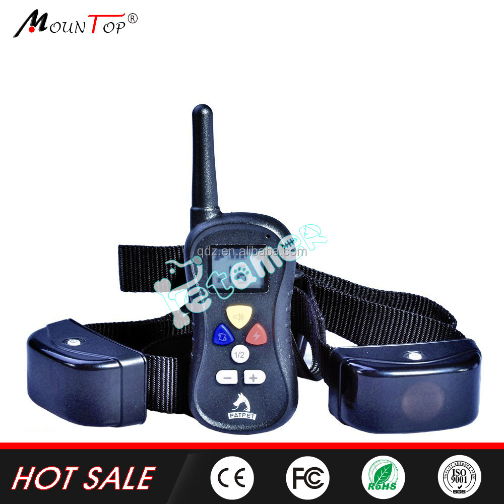 electric dog collar China <strong>Innovative</strong> Pet Accessories Remote Home Training Sport Dog <strong>Shock</strong> Collar