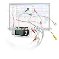 Handheld 24 -72 hours Ambulatry Holter ECG