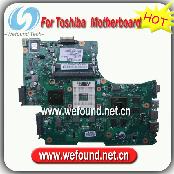 V000218020,Laptop Motherboard for Toshiba L650 L655 Series Mainboard,System Board
