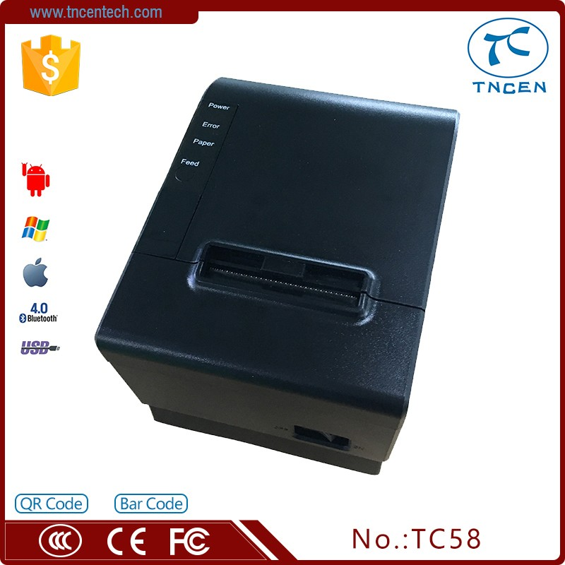58mm POS mini Hot selling thermal Printer TC58