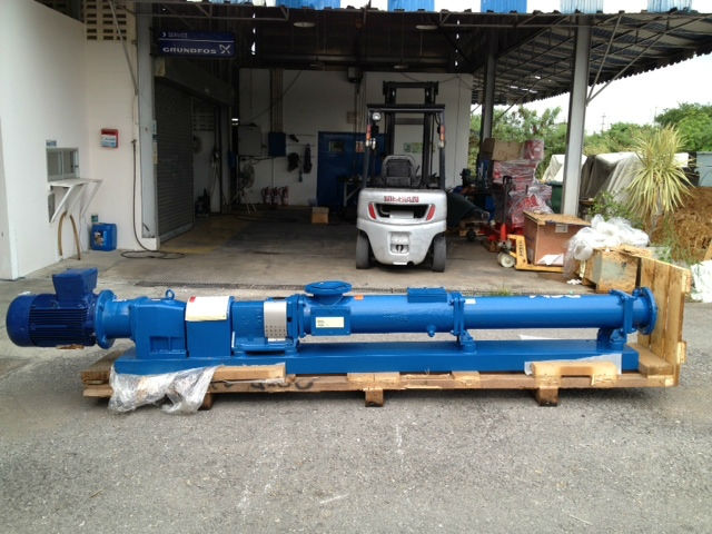 PCM Screw Pump