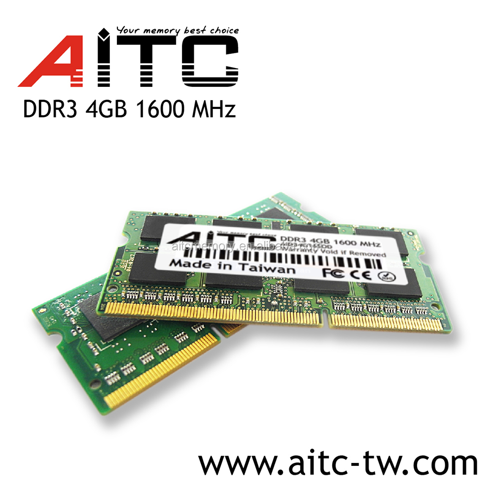 Taiwan Excellent Quality Ram Memory Laptop Ddr3 4gb 1600 Buy 1600ram Ddr3laptop Product On