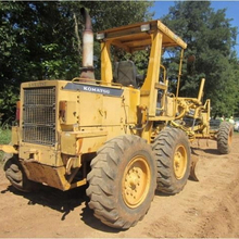 Used Komat'su motor grader 405 505 511 705 for sale in good condition cheap price