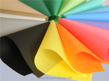 colored printed cheap high quality parchment paper core board paper