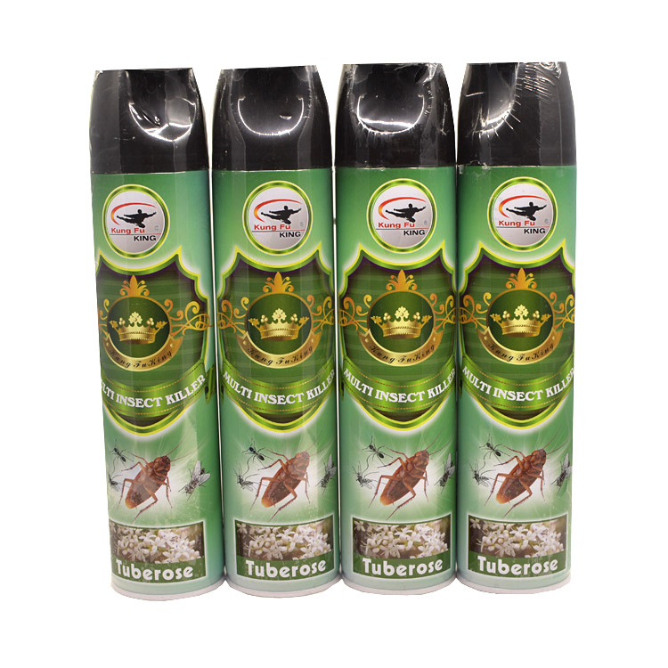 Strong Effective Custom Spray Insecticide Aerosol