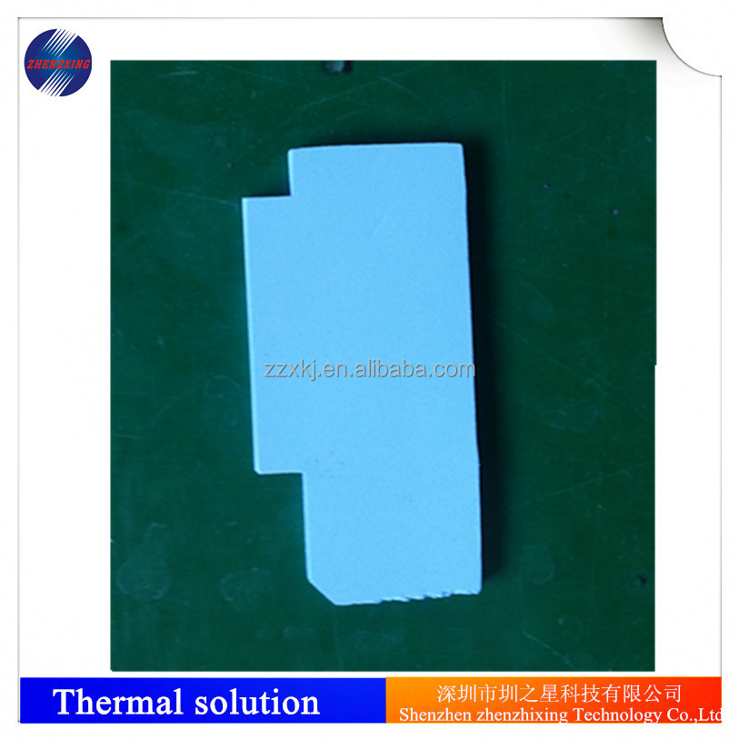 Silicone sheet 4mm electrical insulating very good thermal conductivity
