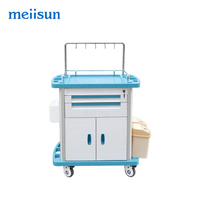 Mobile Hospital Emergency Treatment Infusion Trolley