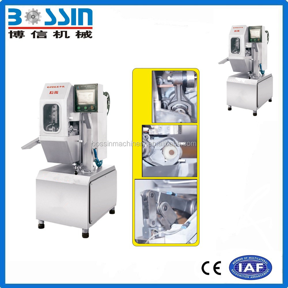 Aluminum wire Double clipper sausage sealing machine
