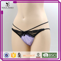 New Arrival New Model Underwear Hot Sexy Ladies Thong G-String