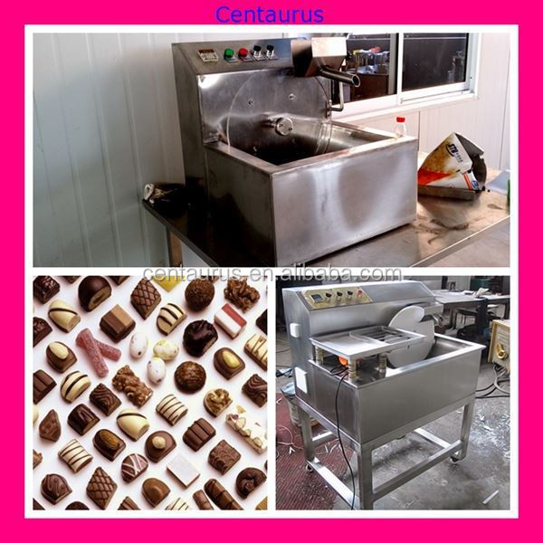 Hot selling commercial chocolate tempering machine with best price