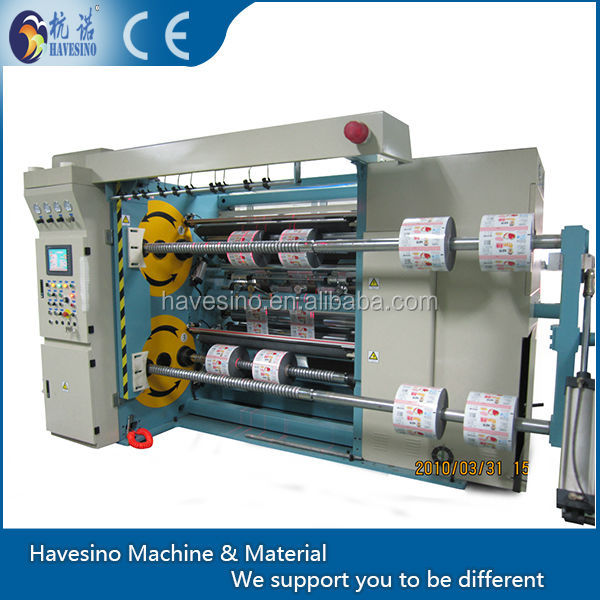 China Professional multipurpose automatic slitter machine