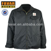 mens winter worker jacket teflon jacket