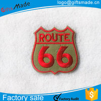 Alphabet chenille embroidery patch iron on or sew on patch for letter jacket