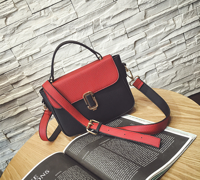 2017 fashion style China wholesale PU leather women clutch bags lady shoulder bags