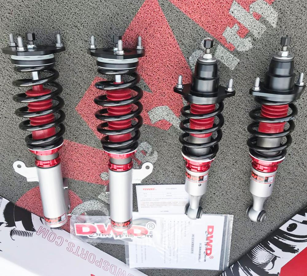 DWD coilover for racing Honda Civic SI 14-15 <strong>FG</strong>/FB
