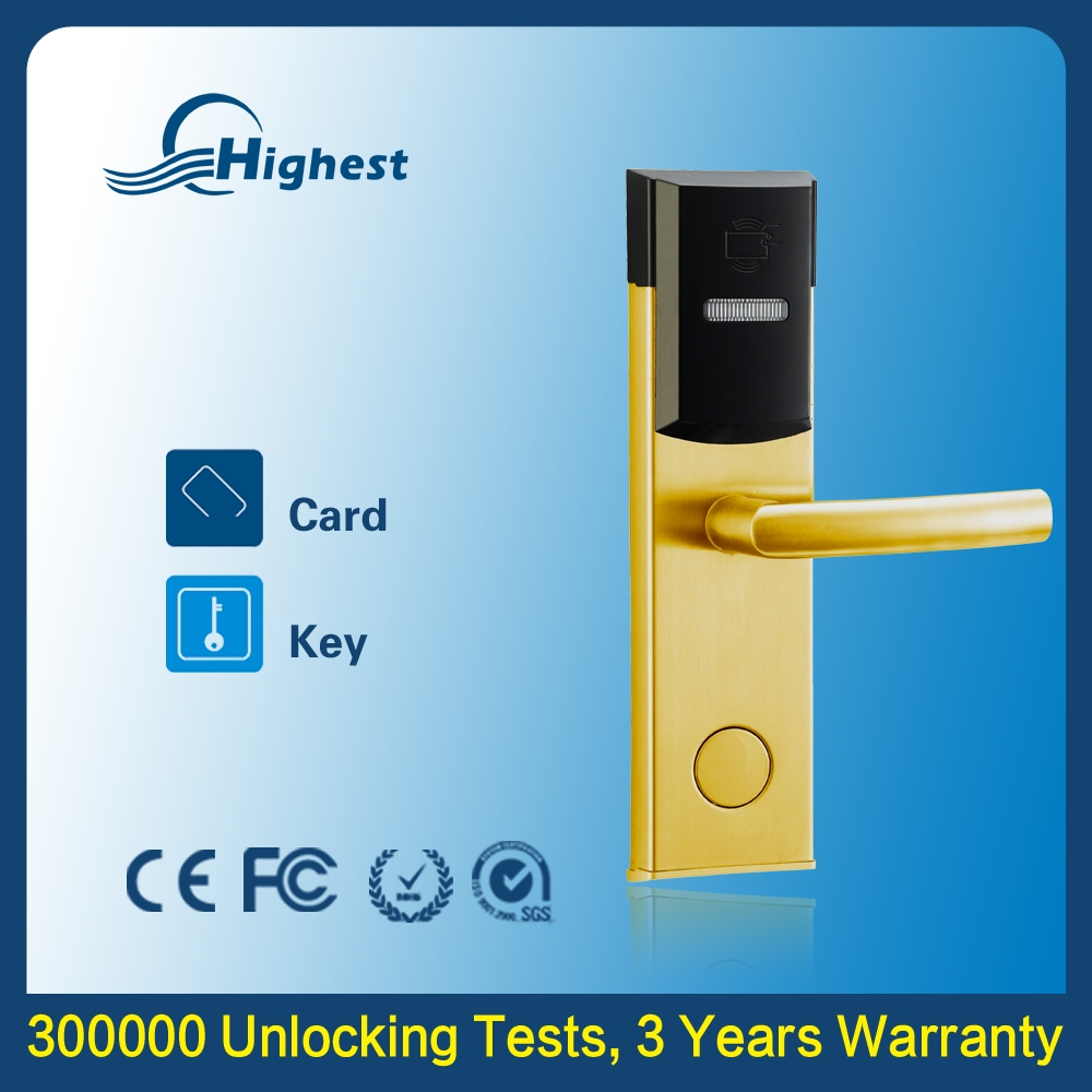 Vanguard Automatic Digital Door Lock Software System For Hotels, Intelligent Lock Management Systems