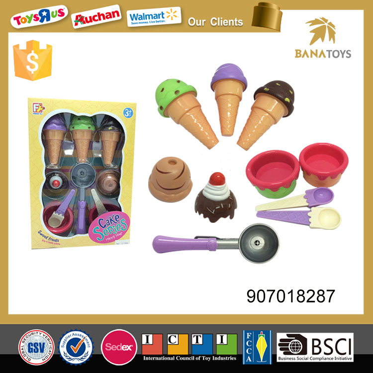 New Product Ice Cream Maker Small Toy