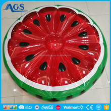Unbelievable Refreshingly watermelon inflatable pool float in fruit series