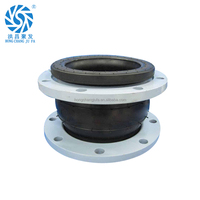 ansi twin sphere flexible coupling spool rubber joint in various sizes & design