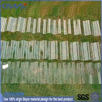 greenhouse glass panels with uv-coat polycarbonate corrugated roof sheet