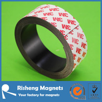 flexible rubber strip for magnet screen window