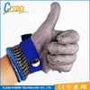 best selling fingers protection stainless steel mechanic metal wire mesh safety gloves for workers