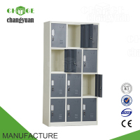 12 Doors Bedroom Wardrobe Designs/ Cheap Wardrobe Closet /steel Wardrobe