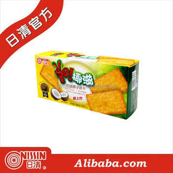 Nissin Butter Coconut Biscuit