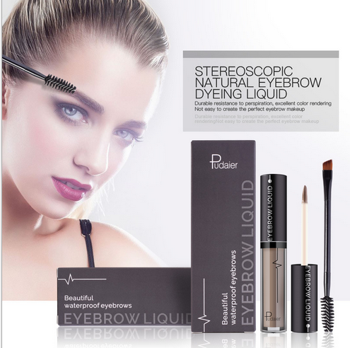 makeup eyebrow best selling products eyebrow gel Dye Cream liquid Eyebrow
