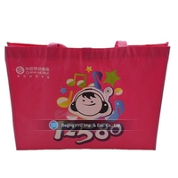 china alibaba non woven material non-woven color bag eco-friendly recycle non woven bag