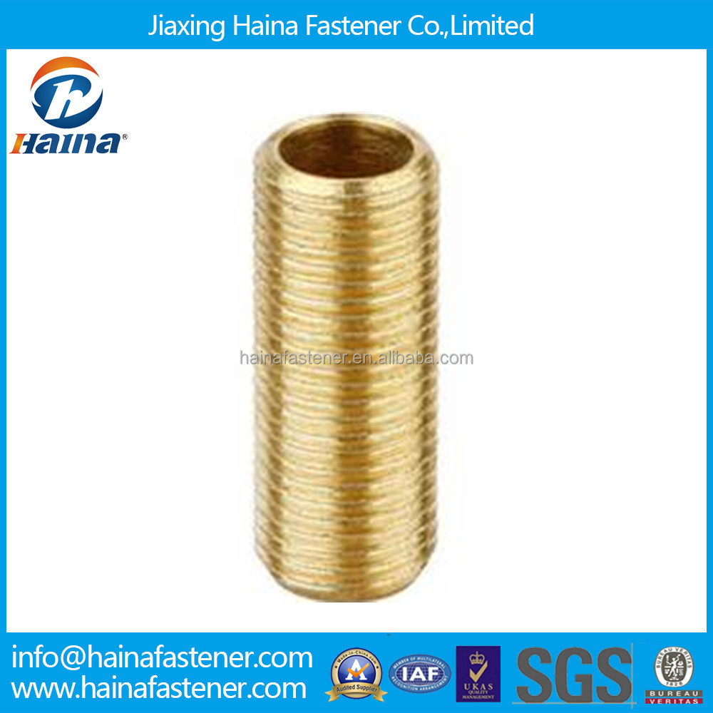 China suppliers brass all thread hollow threaded rod buy