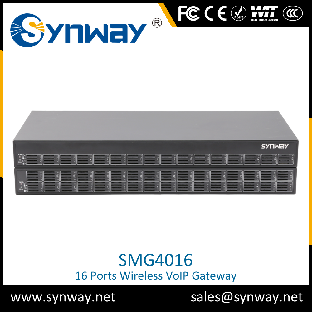 Widely Used gsm 16 port goip gateway voip With Stable Function