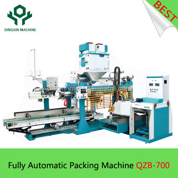 High Speed Electric Driven Fully Auto Packer for Sale