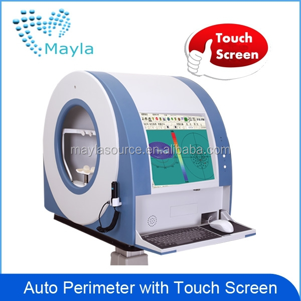 Best price auto perimeter with internal computer /Touch screen APS-6000CER_touch