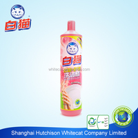 Grease-cut and hand protect dishwashing liquid