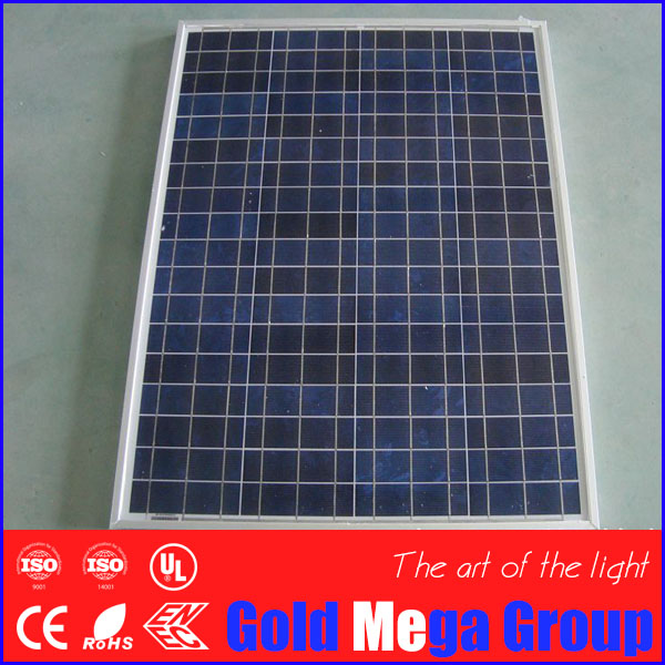 Cost effective 12v 100w pv price polycrystalline silicon sunpower solar panel