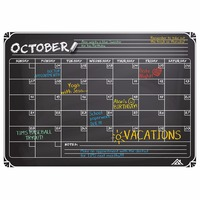 Dry Erase Refrigerator Weekly Monthly Yearly