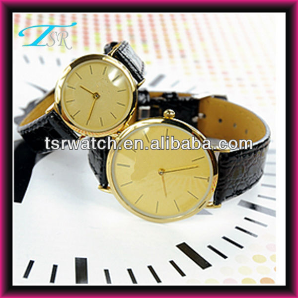 Shenzhen gift watches for couples with simple style for men in alloy case at reasonable price with good quality