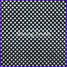 hot selling nylon polyster polyester mesh fabric for running shoes