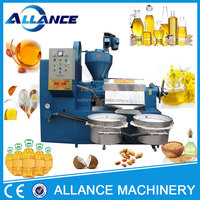 advanced vedio provided vegetable oil small scale industries oil press machine
