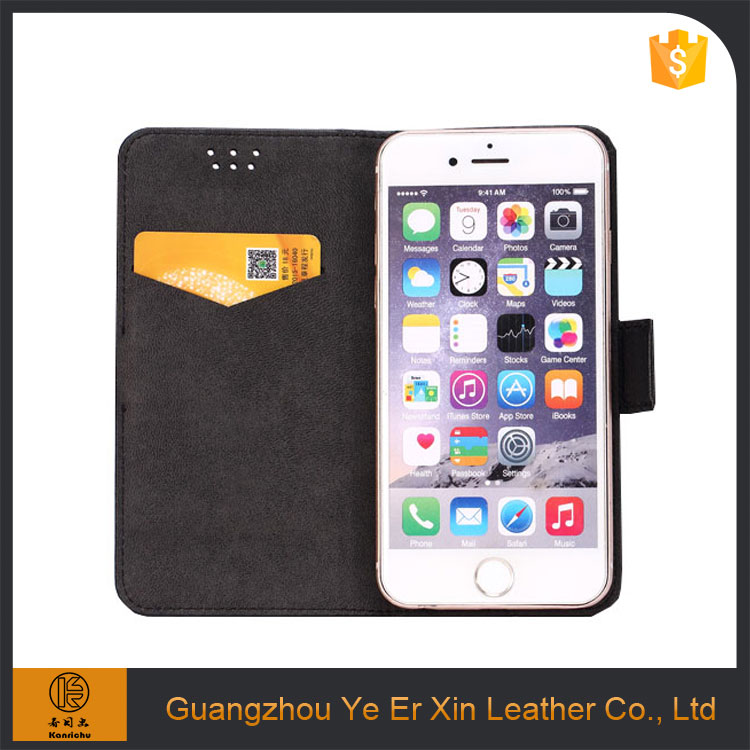 2016 hot selling free sample leather phone case for iphone 7 6 6S