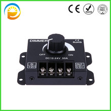 Factory direct sale DC 12V-24V rgb led controller with 2 years warranty