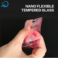 Fast Delivery 0.1MM Nano Flexible Tempered Glass Screen Protector For Iphone 6