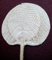 Fashionable non toxic long-lasting natrural ecological bamboo hand fan