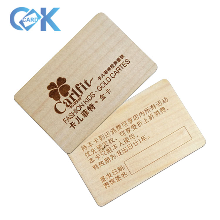 2018 wholesale business woodcards, personalize cards made from <strong>wood</strong> is hot selling