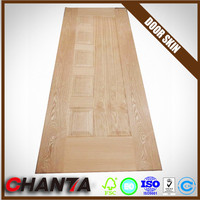 Brand new cheap veneer door skin made in China