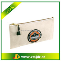 Wholesale Printed Small Canvas Zipper Bag