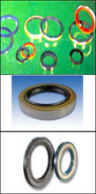 High quality Double Lip Rotary Shaft Metric TC Oil Seal/ Oil seal