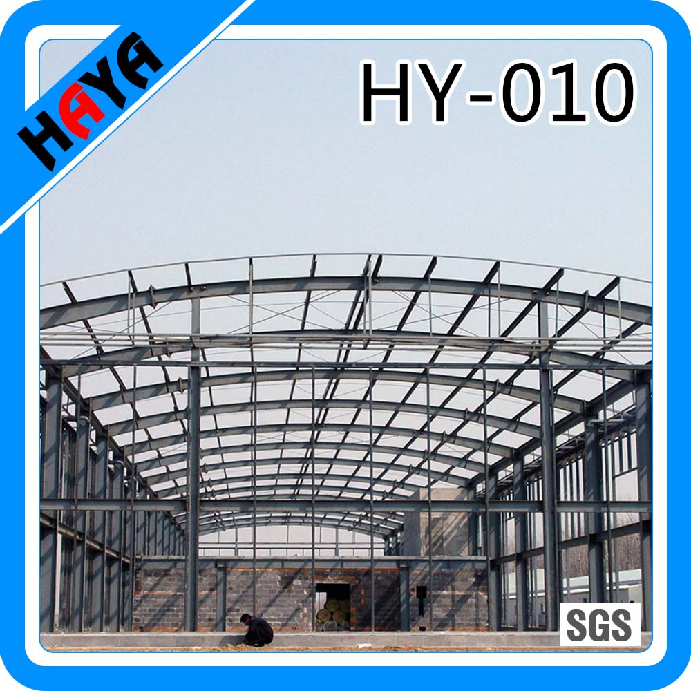 Hot selling New Materials steel structure for prefabricated buildings
